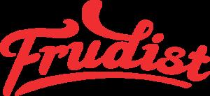 Frudist logo AW red